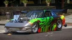 Mazda RX7 H-Tuning PJ2 para GTA 4