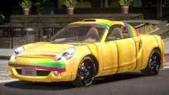 Toyota MRS2 Spyder PJ4 para GTA 4