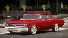 1985 Pontiac GTO Old para GTA 4