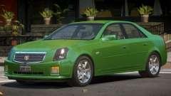 Cadillac CTS Edit para GTA 4