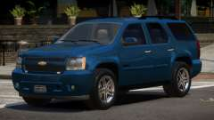 Chevrolet Tahoe Edit