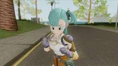 Bulma (Super Dragon Ball Heroes: World Mission) para GTA San Andreas