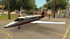 Buckingham Shamal Com Várias Companhias Aéreas