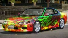 Nissan S15 GT PJ1 para GTA 4