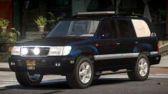 Toyota Land Cruiser Rally Cross para GTA 4