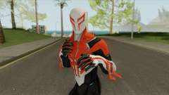 Spider-Man 2099 (White Suit) para GTA San Andreas