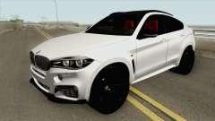 BMW X6 M50d para GTA San Andreas