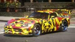 Dodge Viper SRT Drift PJ1 para GTA 4