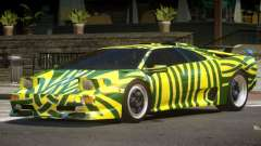1995 Lamborghini Diablo SV PJ1 para GTA 4