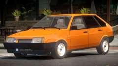 VAZ 2109 LT para GTA 4