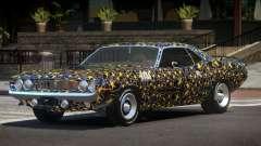 Plymouth Hemi Cuda STI PJ4