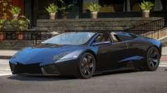 Lamborghini Reventon Spyder para GTA 4