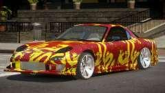 Mazda RX-7 GT-Sport PJ2 para GTA 4