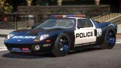 Ford GT1000 Police V1.1 para GTA 4