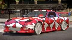 Mazda RX7 V1.1 PJ2 para GTA 4