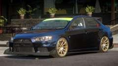 Mitsubishi Lancer X TDI para GTA 4