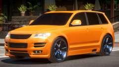 Volkswagen Touareg R-Tuning para GTA 4