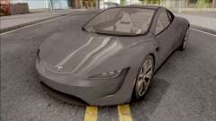 Tesla Roadster 2020 Performance LQ v2 para GTA San Andreas