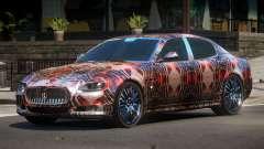 Maserati Quattroporte GT PJ2 para GTA 4