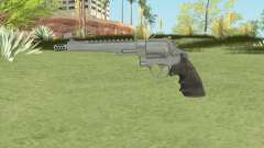Magnum Revolver (Hunt Down The Freeman) para GTA San Andreas