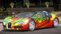 Bugatti Veyron 16.4 Sport PJ2 para GTA 4