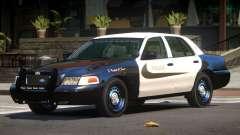 Ford Crown Victoria ST Police V1.0 para GTA 4