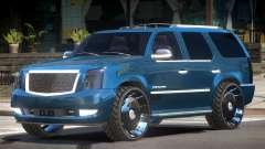 Cadillac Escalade LT para GTA 4