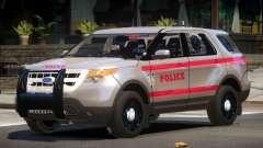 Ford Explorer Police V2.1 para GTA 4