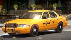 Ford Crown Victoria Taxi NY