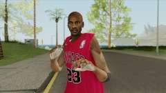 Michael Jordan (Chicago Bulls) para GTA San Andreas