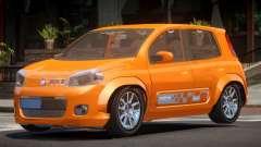 Fiat Novo Uno RS