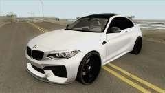 BMW M2 Coupe HQ para GTA San Andreas