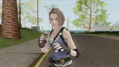 Jill Valentine (RE 3 Remake) para GTA San Andreas