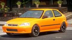 Honda Civic VTEC V1.0 para GTA 4