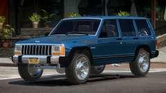 1990 Jeep Cherokee V1.0 para GTA 4