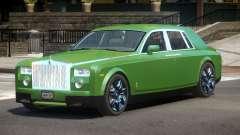 Rolls-Royce Phantom V1.0 para GTA 4