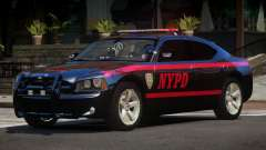 Dodge Charger ST Police para GTA 4