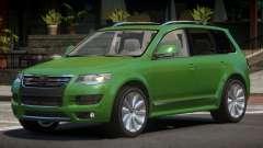 Volkswagen Touareg Edit para GTA 4