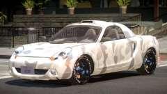 Toyota MRS2 Spyder PJ1 para GTA 4
