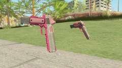Heavy Pistol GTA V (Pink) Base V2 para GTA San Andreas