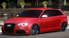 Audi RS3 GT para GTA 4