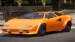 Lamborghini Countach RS para GTA 4