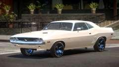 1974 Dodge Challenger V1.0 para GTA 4