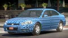Chevrolet Impala LS V1.0 PJ3 para GTA 4