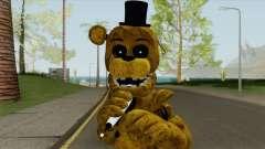 Golden Freddy (FNAF 2) para GTA San Andreas