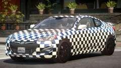 Hyundai Genesis RS PJ2 para GTA 4