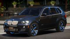 BMW X5 LS para GTA 4