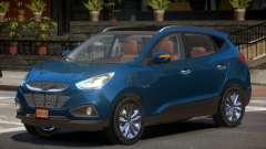 Hyundai IX35 A01 para GTA 4