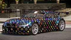BMW Z4M GT Sport PJ4 para GTA 4