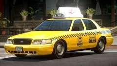 1993 Ford Crown Victoria Taxi para GTA 4